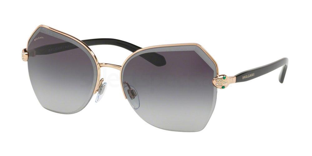 20148G BV6102B Sunglasses, Bvlgari