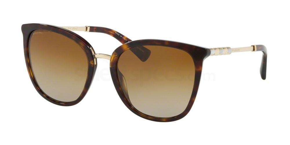 5193T5 BV8205KB Sunglasses, Bvlgari
