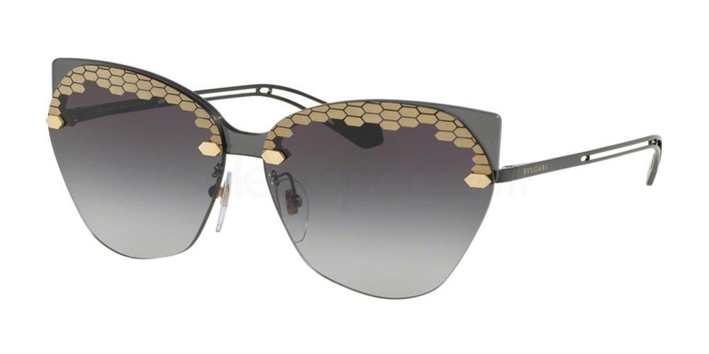 20478G BV6107 Sunglasses, Bvlgari