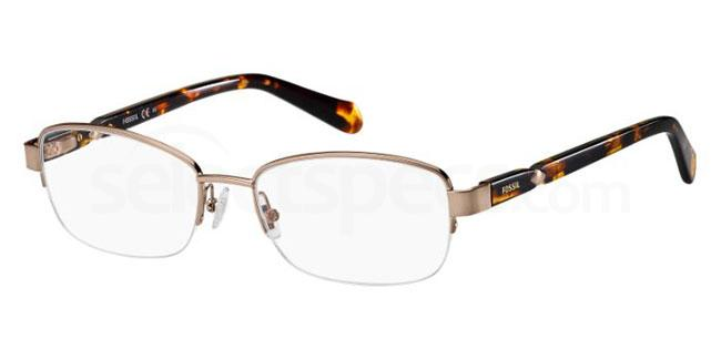 09Q FOS 7058/G Glasses, Fossil