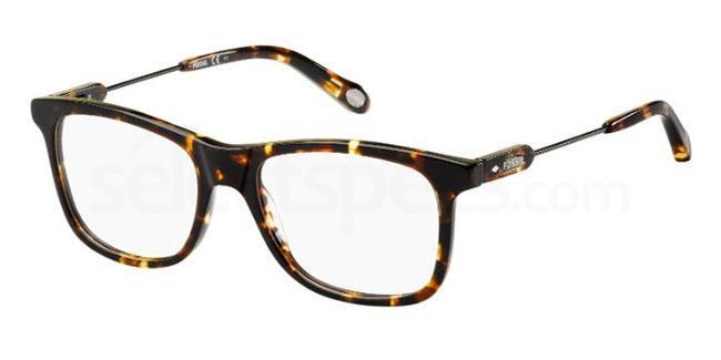 RWI FOS 6079 Glasses, Fossil
