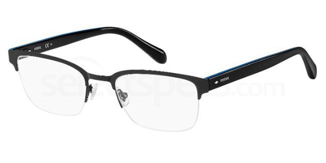 807 FOS 7005 Glasses, Fossil