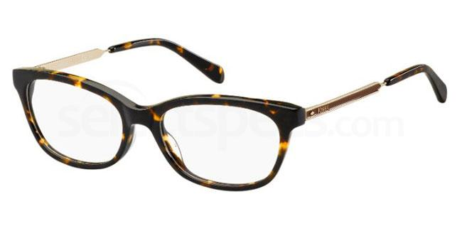 086 FOS 7010 Glasses, Fossil