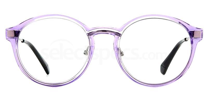 6LB PLD 6132/CS - With Clip on Glasses, Polaroid