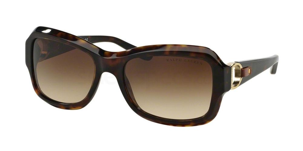 500313 RL8107Q Sunglasses, Ralph Lauren