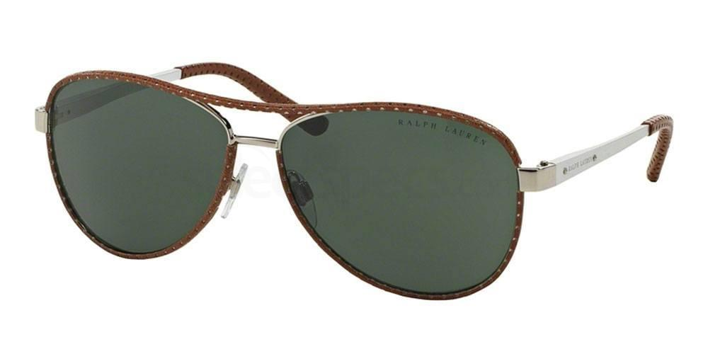 929871 RL7050Q Sunglasses, Ralph Lauren
