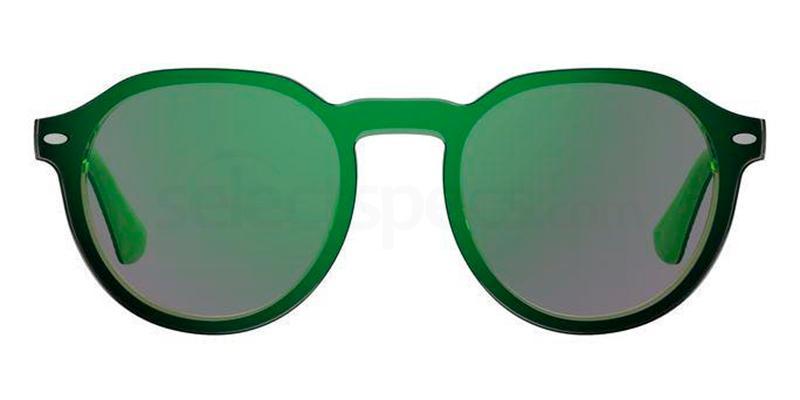 7ZJ (Z9) ARRAIAL/CS - With Clip on Glasses, havaianas