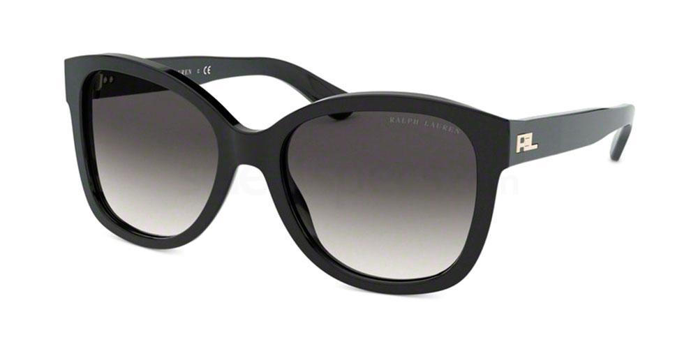 50018G RL8180 Sunglasses, Ralph Lauren