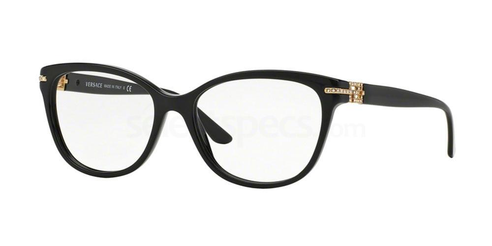 GB1 VE3205B Glasses, Versace