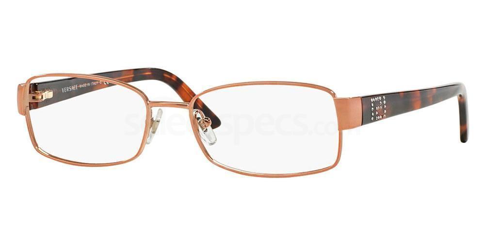 1052 VE1177BM Glasses, Versace