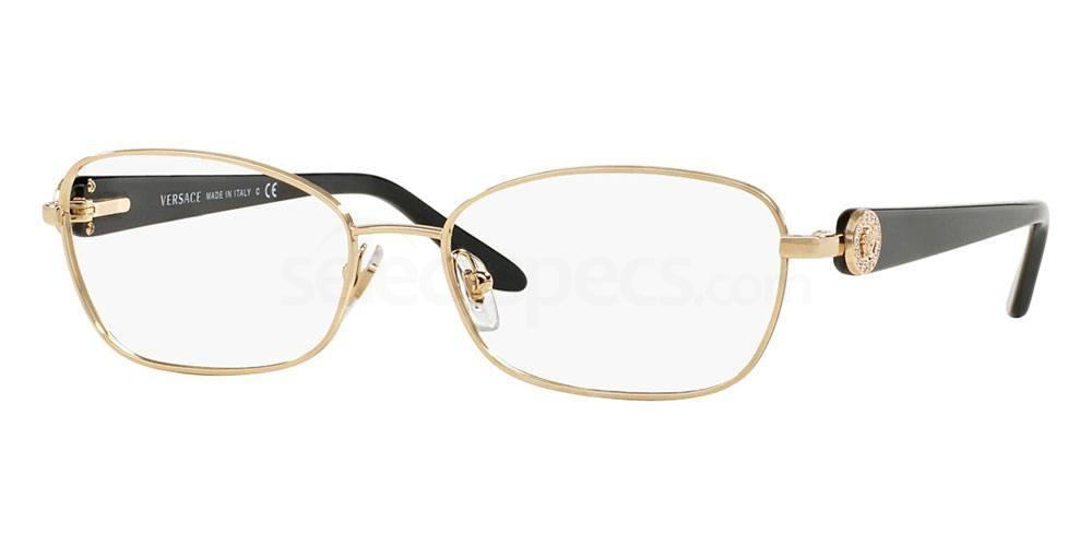 1252 VE1210BM Glasses, Versace