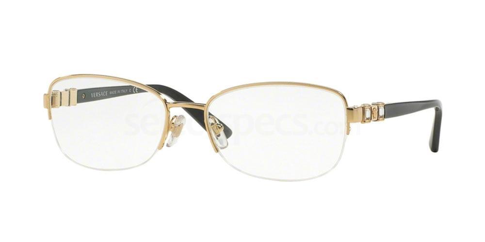 1002 VE1230B Glasses, Versace