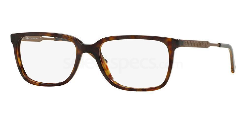 108 VE3209 Glasses, Versace