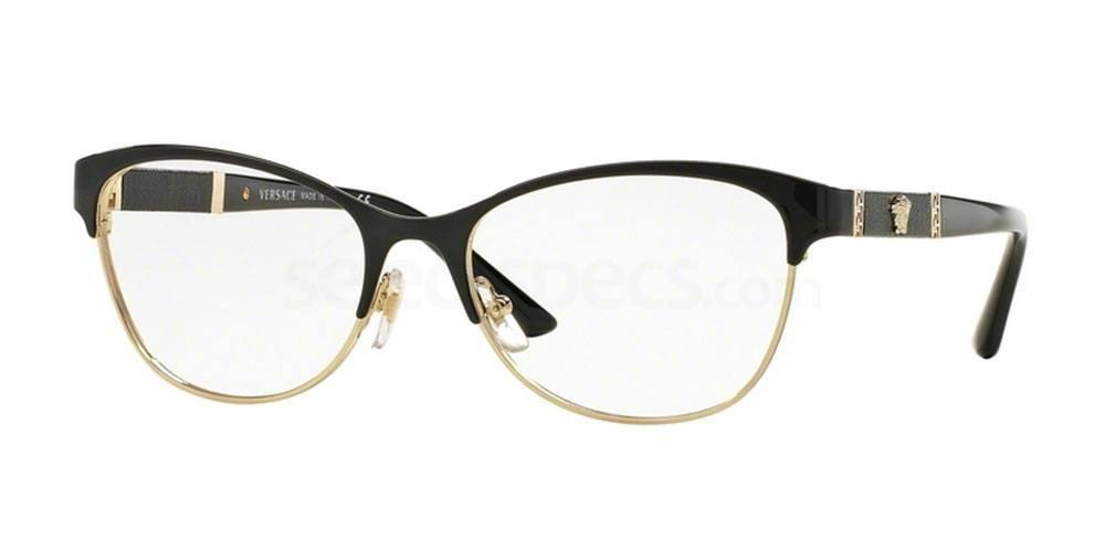 1366 VE1233Q Glasses, Versace