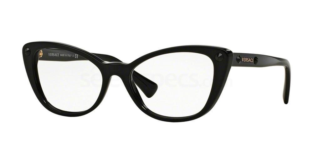 GB1 VE3222B Glasses, Versace
