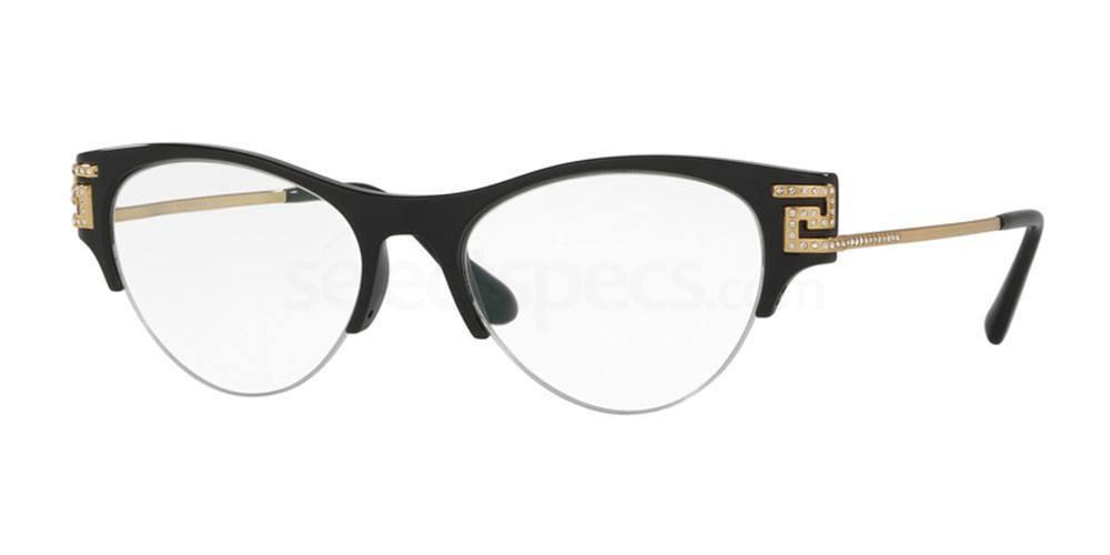 GB1 VE3226B Glasses, Versace