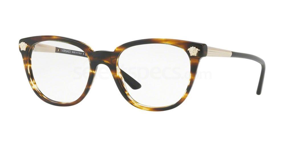 5202 VE3242 Glasses, Versace
