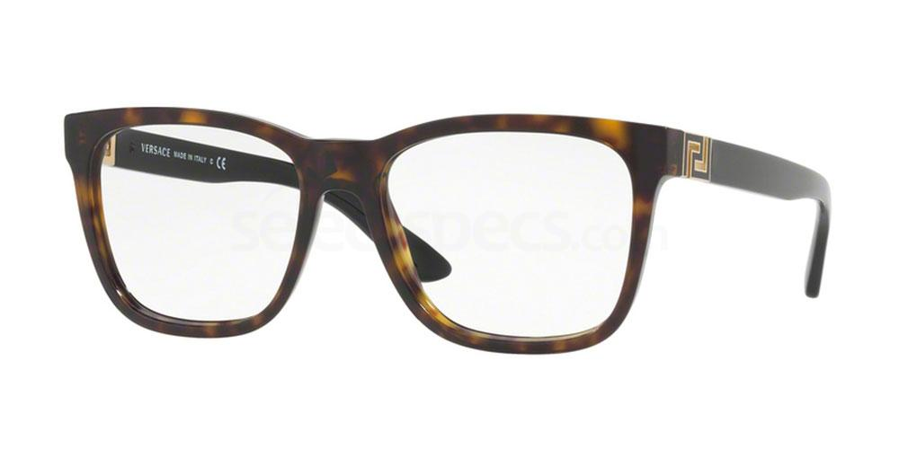 108 VE3243 Glasses, Versace