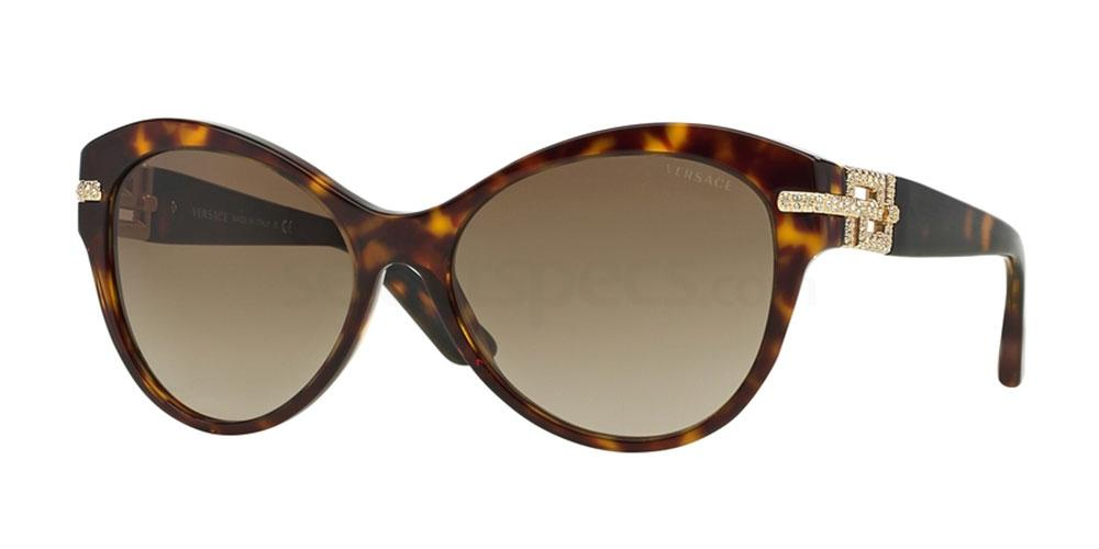 108/13 VE4283B Sunglasses, Versace