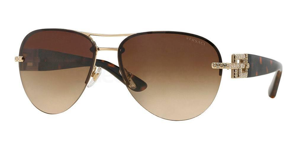 125213 VE2159B Sunglasses, Versace