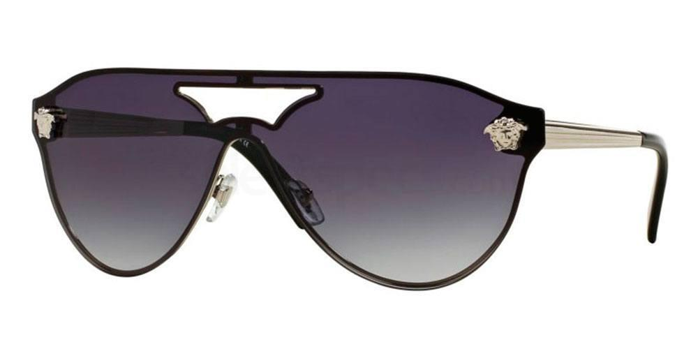 10008G VE2161 Sunglasses, Versace