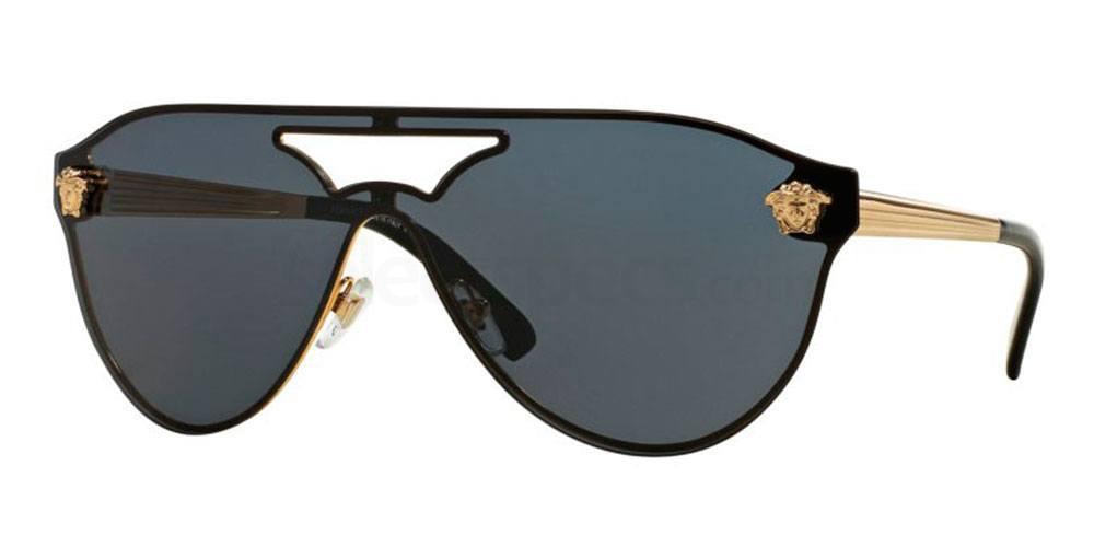 gigi hadid versace sunglasses EXACT COPY