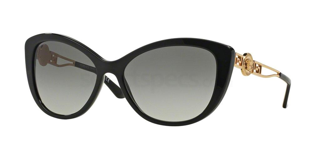 Versace sunglasses cate-eye
