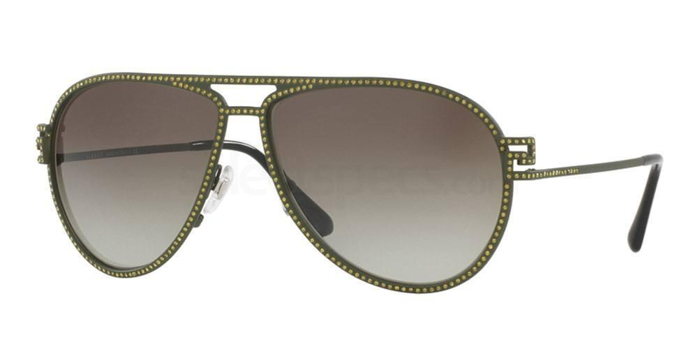 13928E VE2171B Sunglasses, Versace