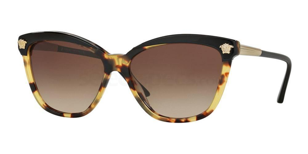 517713 VE4313 Sunglasses, Versace