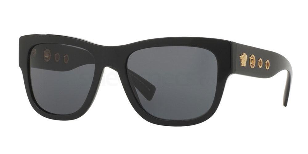 Versace sunglasses total black