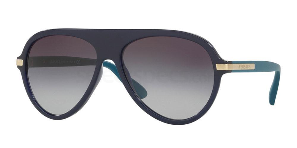 106/8G VE4321 Sunglasses, Versace