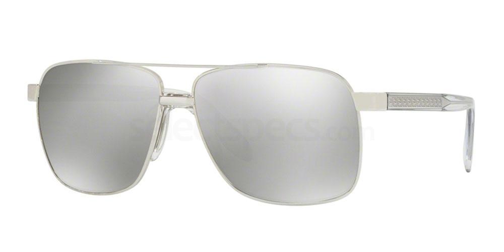 10006G VE2174 Sunglasses, Versace