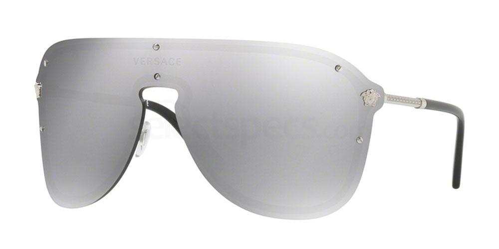 10006G VE2180 Sunglasses, Versace