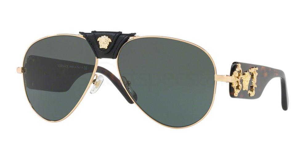 100271 VE2150Q Sunglasses, Versace