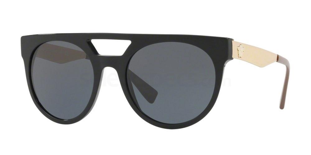 524887 VE4339 Sunglasses, Versace