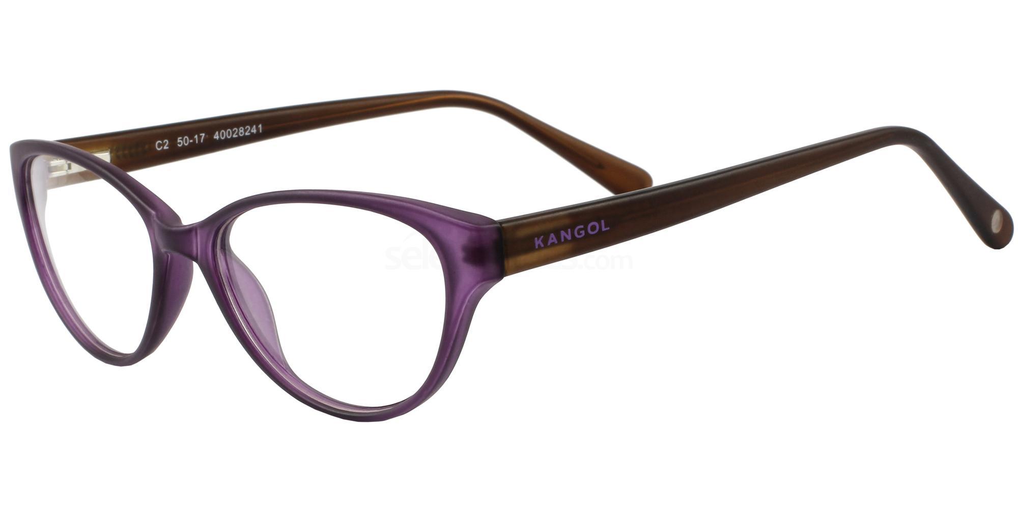 C2 256 Glasses, Kangol