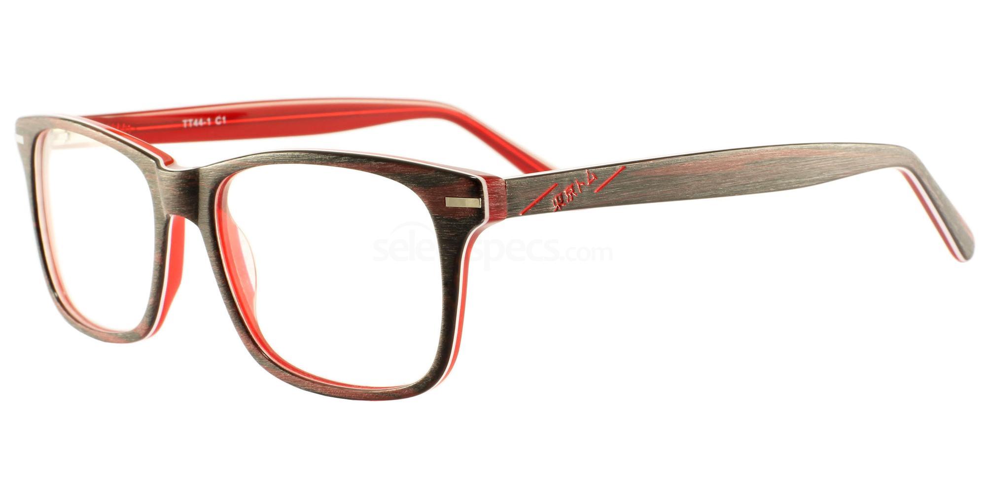 C1 TT44 Glasses, Tokyo Tom