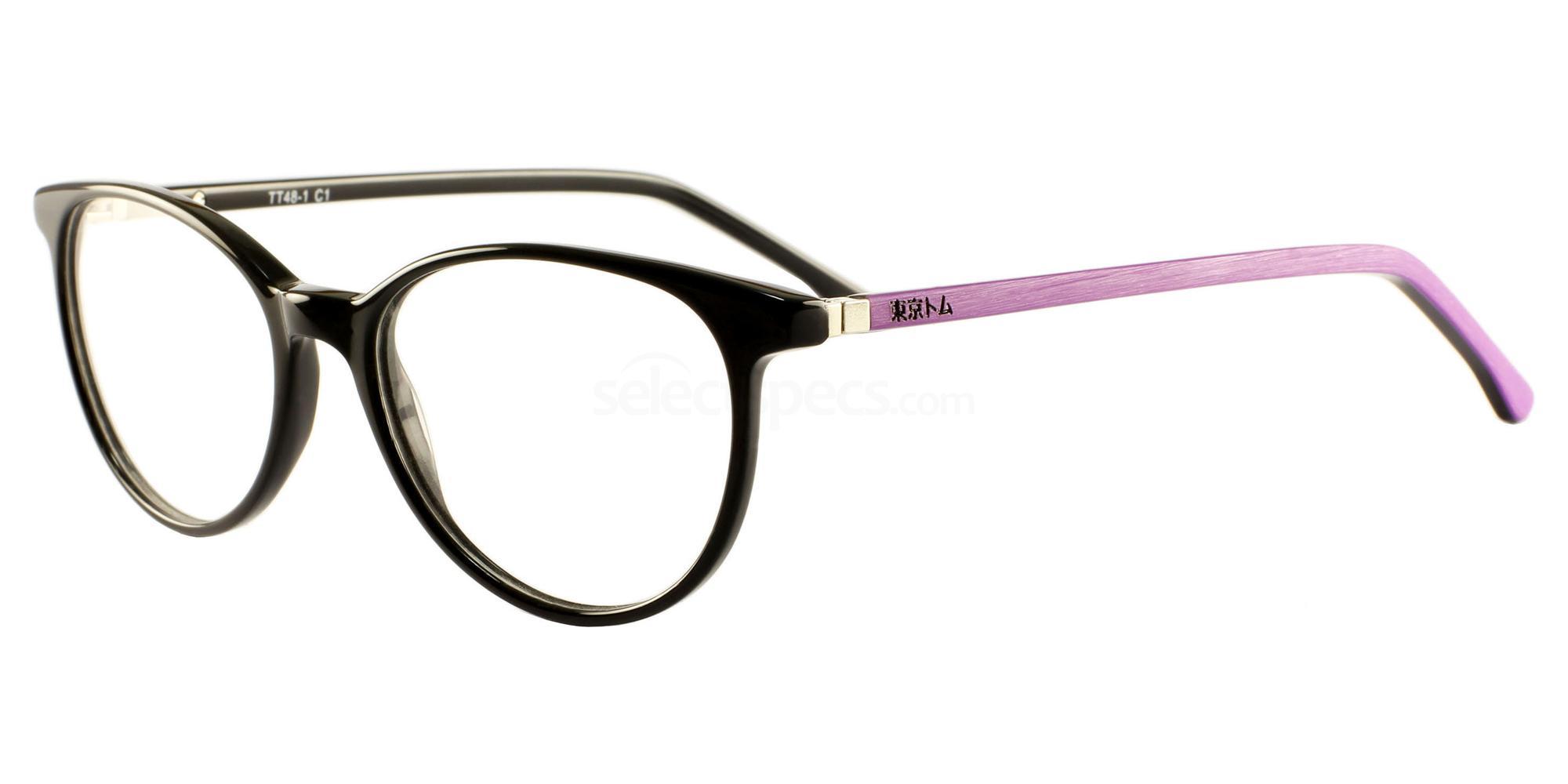C1 TT48 Glasses, Tokyo Tom