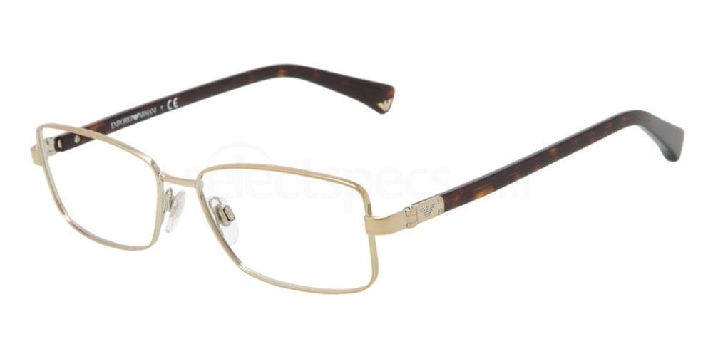 3013 EA1004 Glasses, Emporio Armani