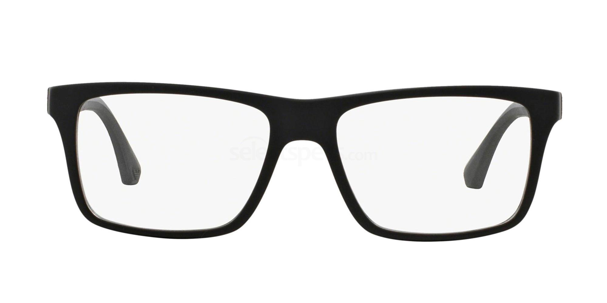 5229 EA3034 Glasses, Emporio Armani