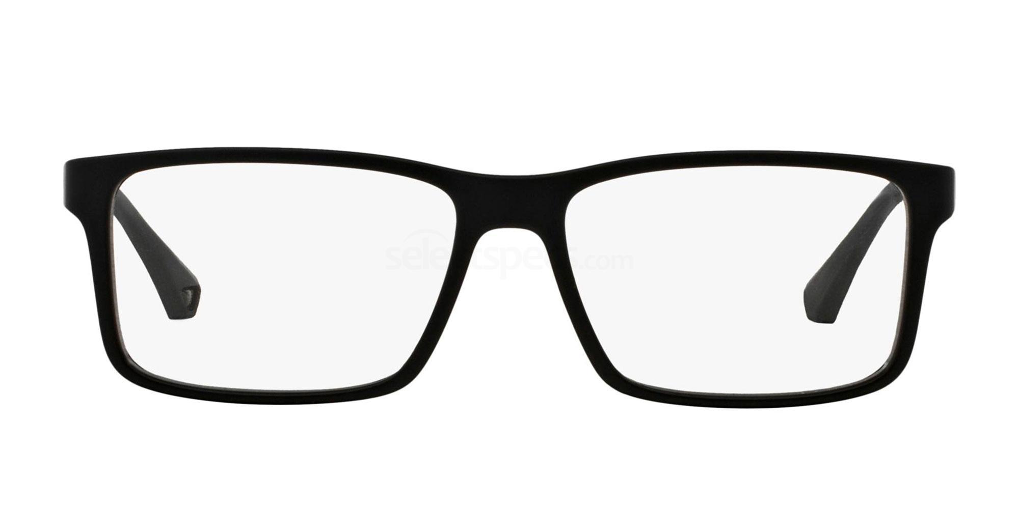 5063 EA3038 Glasses, Emporio Armani