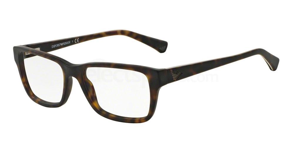 5026 EA3057 Glasses, Emporio Armani