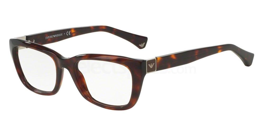 5395 EA3058 Glasses, Emporio Armani