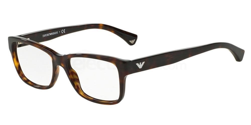 5026 EA3051 Glasses, Emporio Armani