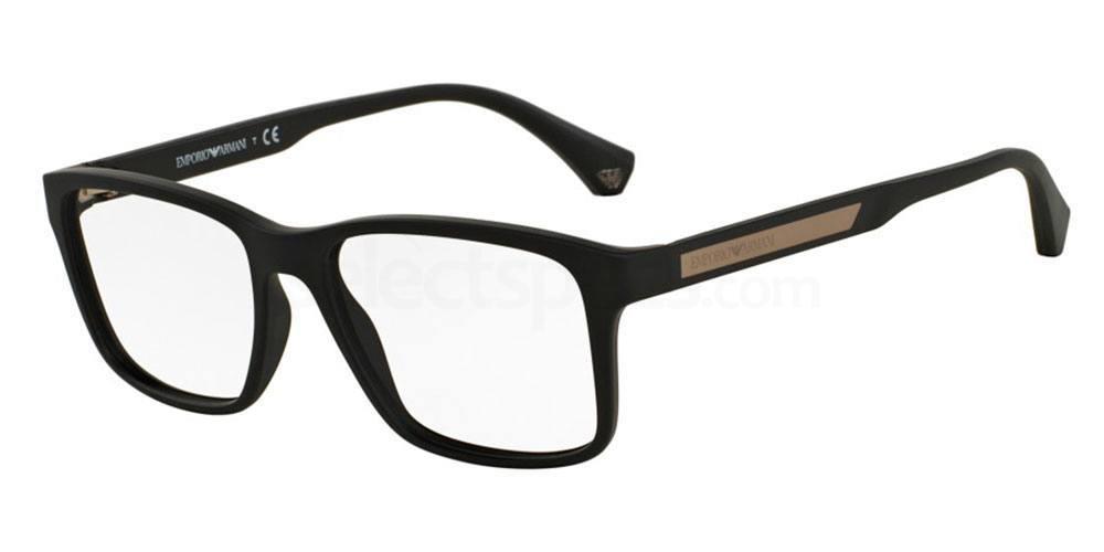 5063 EA3055 Glasses, Emporio Armani