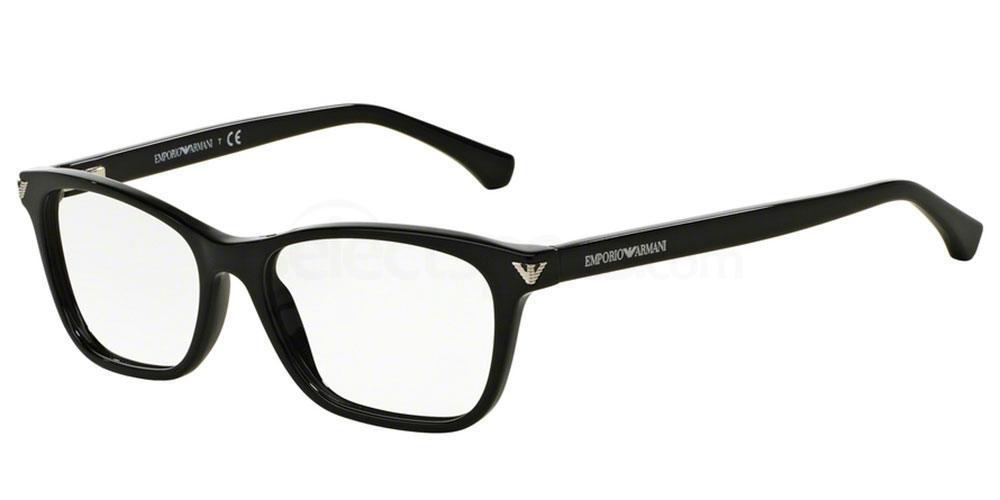 5017 EA3073 Glasses, Emporio Armani