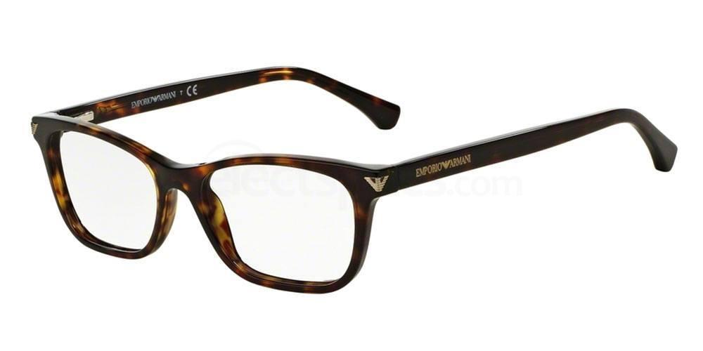 5026 EA3073 Glasses, Emporio Armani