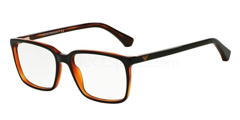 5464 EA3074 Glasses, Emporio Armani