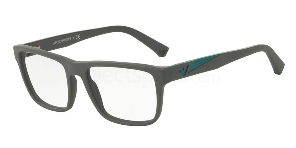 5502 EA3080 Glasses, Emporio Armani