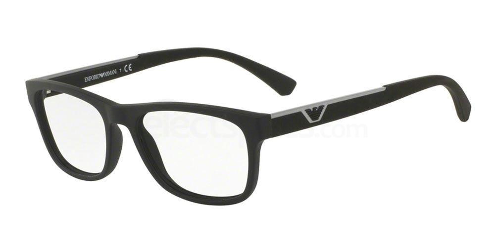 5063 EA3082 Glasses, Emporio Armani